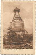 XW 3746 Missioni - Pontificio Istituto Delle Missioni Estere - Milano - Cina - Pagoda Buddista / Non Viaggiata - Missie