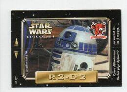 - CHROMO LA VACHE QUI RIT - Série STAR WARS EPISODE 1 : R2-D2 - - Trade Cards
