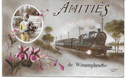 WINAMPLANCHE (4910) Amit!és De .... - Theux
