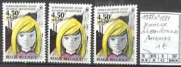 NB - [850459]TB//**/Mnh-Belgique 1978 - N° 1881, Jeunesse Abandonnée, Nuances - Unused Stamps
