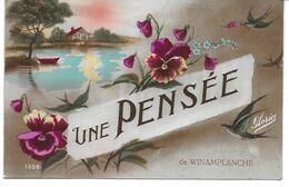 WINAMPLANCHE (4910) Une Pensée De .... - Theux