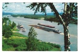 The Mighty Mississippi - 1958 - Etats-Unis