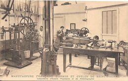 TOP Thème Fabrique Arme De Chasse - Manufacture Française D'Armes Et De Cycles Saint-Etienne  Laboratoire D'Essais ..... - Industry