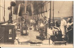 TOP Thème Fabrique Arme De Chasse - Manufacture Française D'Armes Et De Cycles Saint-Etienne . Atelier De Brasage - Industry