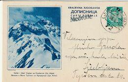 Kingdom Yugoslavia Carte Postale - Jugoslawien