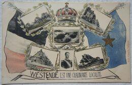 AK WESTENDE Middelkerke Lombardsijde Une Charmante Localité 1911 Kust - Westende