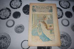 Mon Journal Hachette & Co. 21 Mars 1914 N°25 Recueil Hebdo Illustré Oh, La? Ma Mie Que Vous êtes Belle Fée Craponne - Libri, Riviste, Fumetti