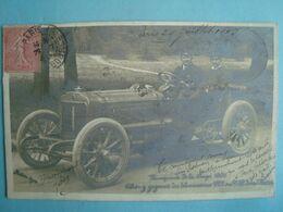 AUTOMOBILE - Voiture De Course De Thèry - 1905 - Postcards