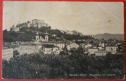 GORIZIA - GORZ - PANORAMA COL CASTELLO - Gorizia
