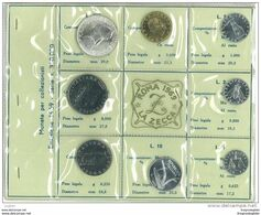 REPUBBLICA ITALIANA  ANNO 1969 - 8 VALORI FDC - IN AUMENTO - 1946-… : République