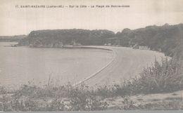 44 SAINT-NAZAIRE  SUR LA COTE  LA PLAGE DE BONNE ANSE - Saint Nazaire