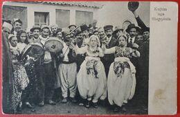 ALBANIA , KUJTIM NGA SHQYPENIA - Albanie