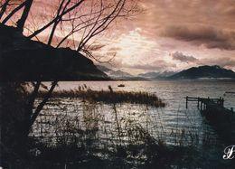 Cpm 10x15. PRESTIGE . ANNECY . P23. Vue Sur Lac Au Coucher De Soleil - Fotografia
