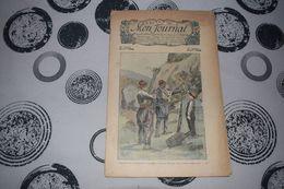 Mon Journal Hachette & Co. 28 Mars 1914 N°26 Recueil Hebdo Illustré L'enfant Ne Paraissait Effrayé Devant Les Bandits - Libri, Riviste, Fumetti