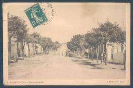 Algérie TEFSCHOUN Rue Principale - Otras Ciudades
