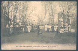 90 BELFORT 42e Régiment D'Infanterie Gymnase De Garnison - Frankreich