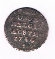 LIARD 1744 OOSTENRIJKSE NEDERLANDEN  BELGIE /6334/ - ...-1831
