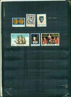 BELGIQUE SERIE HISTORIQUE 73 6 VAL NEUFS A PARTIR DE 0.60 EUROS - Unused Stamps