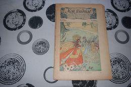 Mon Journal Hachette & Co. 5 Juillet 1914 N°40 Recueil Hebdo Illustré Cri! Cri! Cri! Nous Sommes Les Grillons Fée - Libri, Riviste, Fumetti