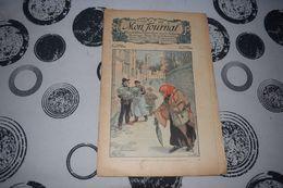 Mon Journal Hachette & Co. 12 Juillet 1914 N°41 Recueil Hebdo Illustré C'était Herbelin Sous Le Costume D'une Vieille - Libri, Riviste, Fumetti