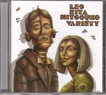 "LES RITA MITSOUKO ""VARIETY"" CD 2007 - Rock"