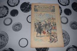 Mon Journal Hachette & Co. 19 Juillet 1914 N°42 Recueil Hebdo Illustré Les Ballons S'envolent, Emportés Par La Brise - Libri, Riviste, Fumetti