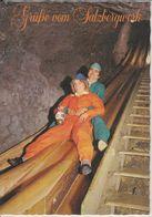 SALZBERG Mit Rutsche, In Den Salzbergwerken Bad Ischl, Hallstatt, Altaussee, Hallein, - Werbepostkarten