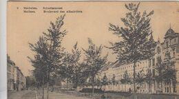 MECHELEN / SCHUTTERSVEST - Mechelen