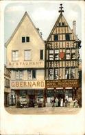 FRANCE - Carte Postale - Hôtel Restaurant Bernard - L 66478 - Hotels & Restaurants