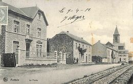 Anthée - La Poste (animée 1912, Edition Henry-Deroyer) - Onhaye