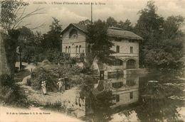 Clisson * Usine D'éléctricité Au Bord De La Sèvre - Clisson