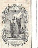 10 08/D/  ° HEMIKSEM 1788??   + HEMIKSEM 1861  PETRUS  BAL            H.COLETA - Religion &  Esoterik
