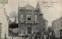 Gembloux - Hôtel De Ville (animée 1908) - Gembloux