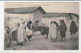Bizerte / Tunisie , Le Marché Aux Bestiaux , Beau Plan - Tunisie