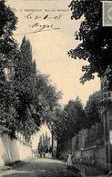 Gembloux - Rue Des Remparts (animée SBP N° 8, 1908) - Gembloux