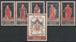 1102/1107 Cuturele Oblit/gestp Centrale - Belgium