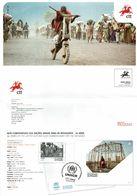 Portugal 2010 , Brochure , Pagela , UNHCR ,Peninsular War , AICEP , Children Books  , School Mail , Rock , Jaewries - Autres (àpd. 1941)