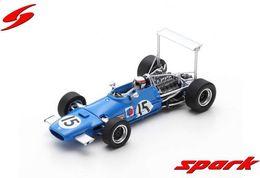 Matra MS10 - Jackie Stewart - 1st US GP 1968 #15 - Spark - Spark