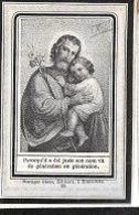10 08/E/   ° KASTERLEE 1840 + 1884  MARIA CLAES - Religion & Esotericism