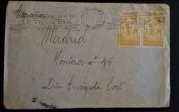 451 MAROC MARRUECOS MOROCCO MAROKKO 1936 LARACHE - Spanisch-Marokko