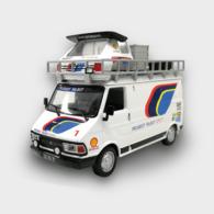 CITROEN C 35 ASSISTANCE RALLYE PEUGEOT TALBOT SPORT - Raduno