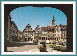 (85) Deutschland Baden Württemberg Tauberbischofsheim Diverse Oldtimer PKW - Tauberbischofsheim