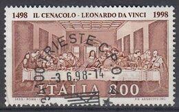 ITALY 2556,used - Impresionismo