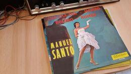 Cha-cha-cha - Bolero - Rumba - Mambo - Manuel Santos Y Se Orquestra De La Habana  - Musidisc - World Music