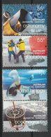 AAT Australian Antarctic Territory 2008 MI N° 173 à 176 ** - Australian Antarctic Territory (AAT)