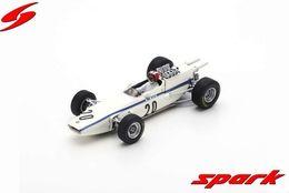 Lola T100 - Jo Siffert - GP D'Albi F2 1967 #20 - Spark - Spark
