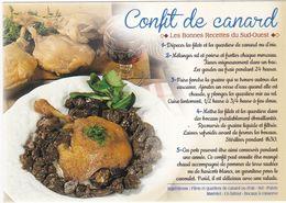 LE CONFIT DE CANARD : Edit: JACK N° 9871 - Recetas De Cocina