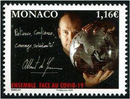 Monaco (2020) - Set - /  COVID 19 - Health - Medicin - Police - Disease