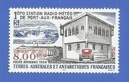 TAAF PA 147 NEUF ** STATION DE PORT-AUX-FRANCAIS - Airmail