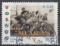 ITALY 2672,used - Rugby